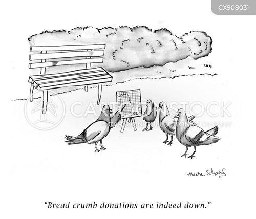 starvation cartoon