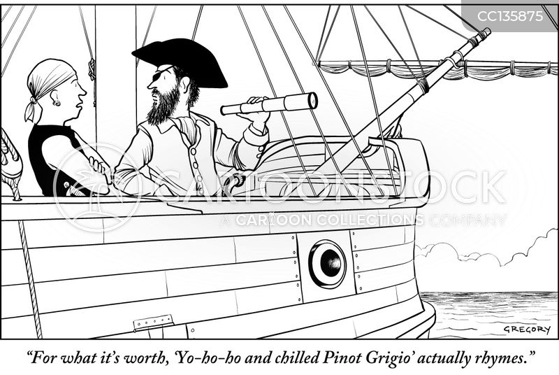 privateer cartoon