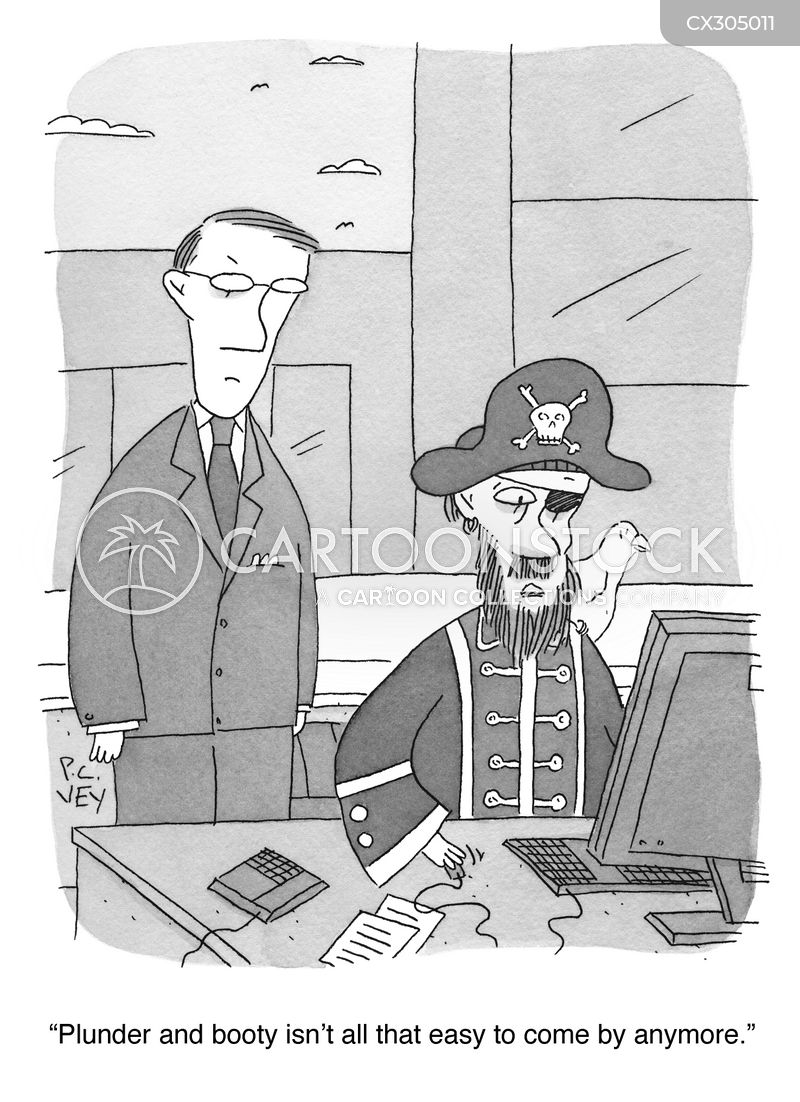 pirate ships cartoon