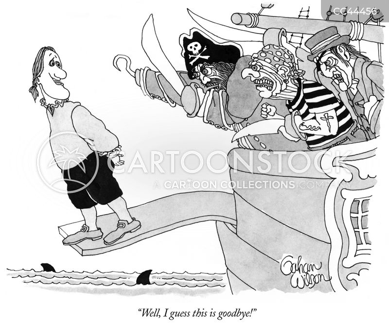 privateers cartoon