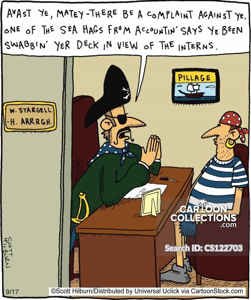 inern cartoon