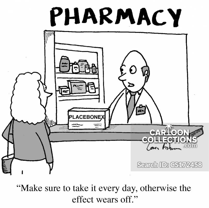 Clinical Trial cartoon