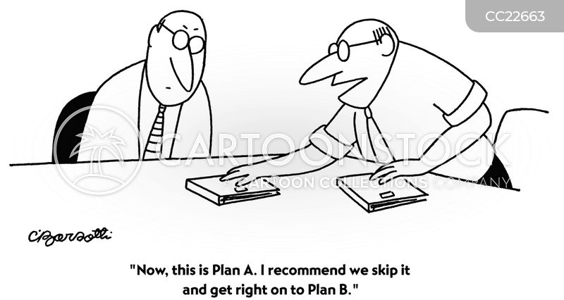 plan a cartoon