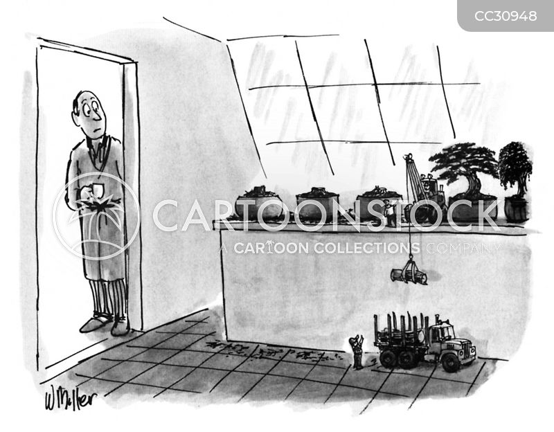 ornamental plant cartoon