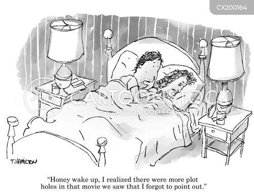 plot-lines cartoon