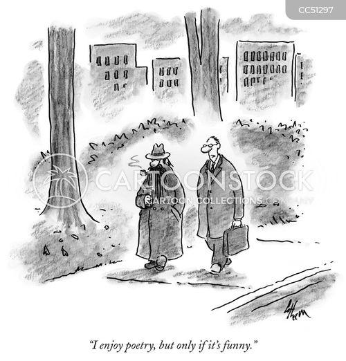 recitals cartoon