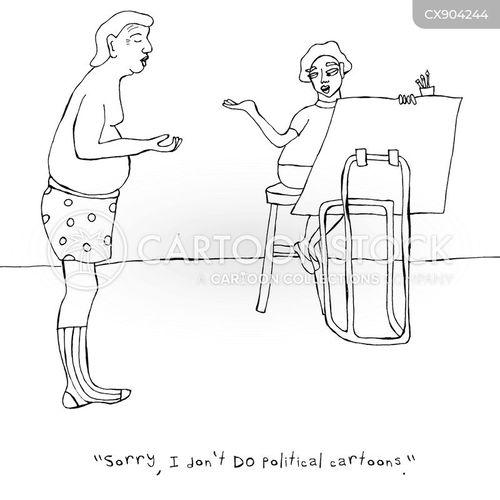 potus cartoon