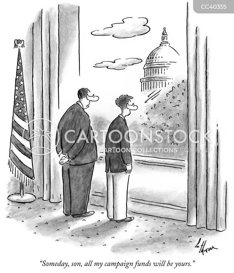 d.c. cartoon