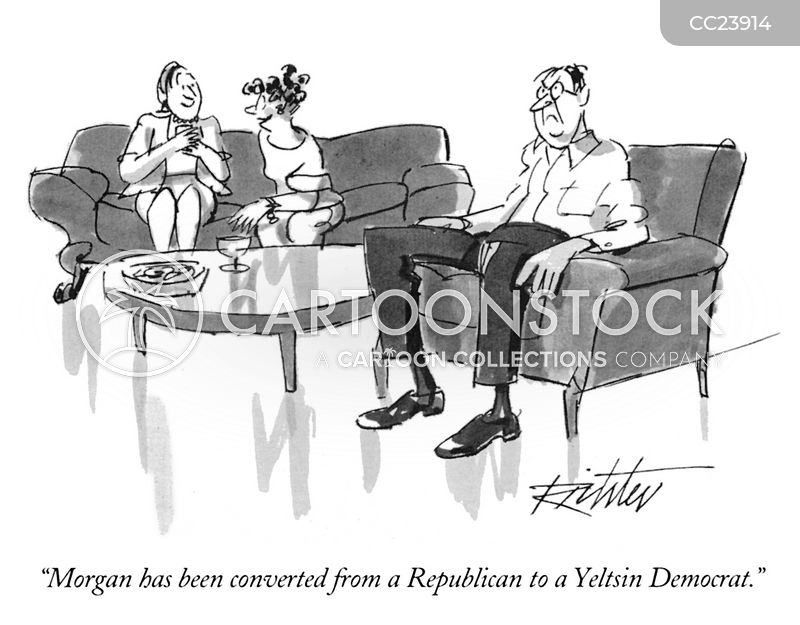 gop cartoon