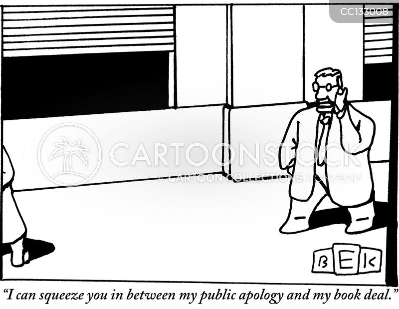 public cartoon