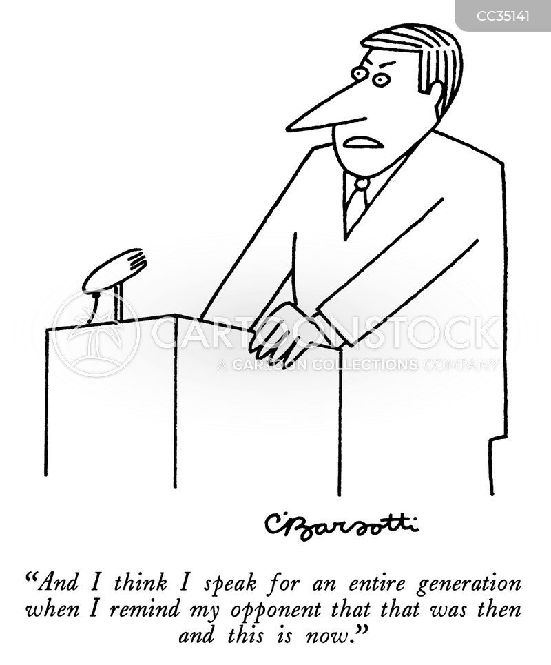 generation cartoon