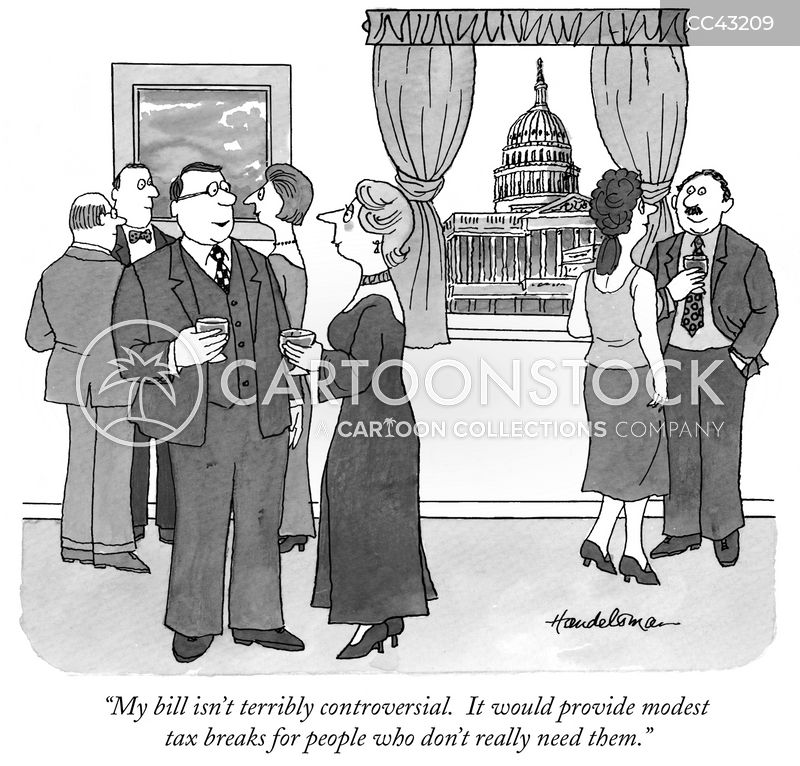 bill cartoon