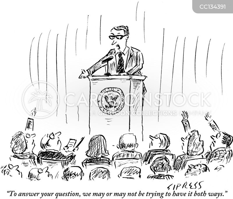 conference cartoon