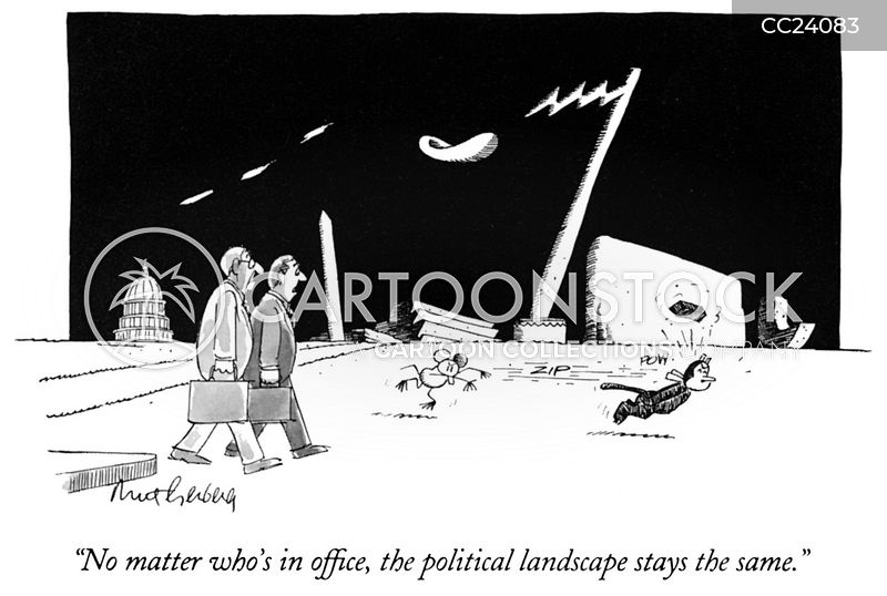 bureaucrat cartoon
