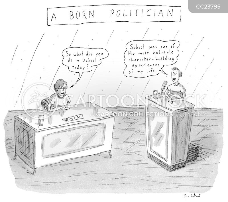 spin doctor cartoon