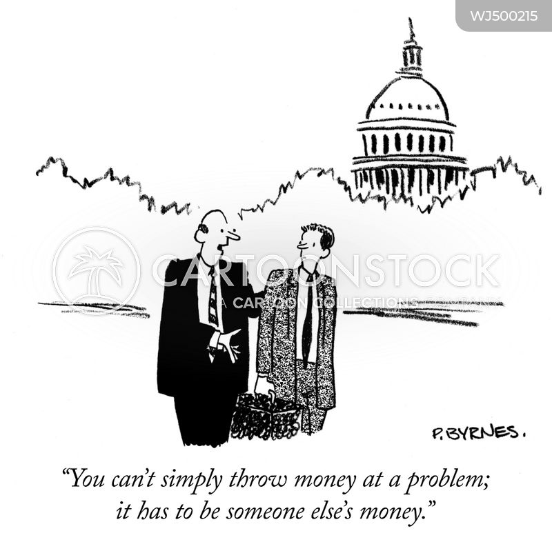 problem solver cartoon