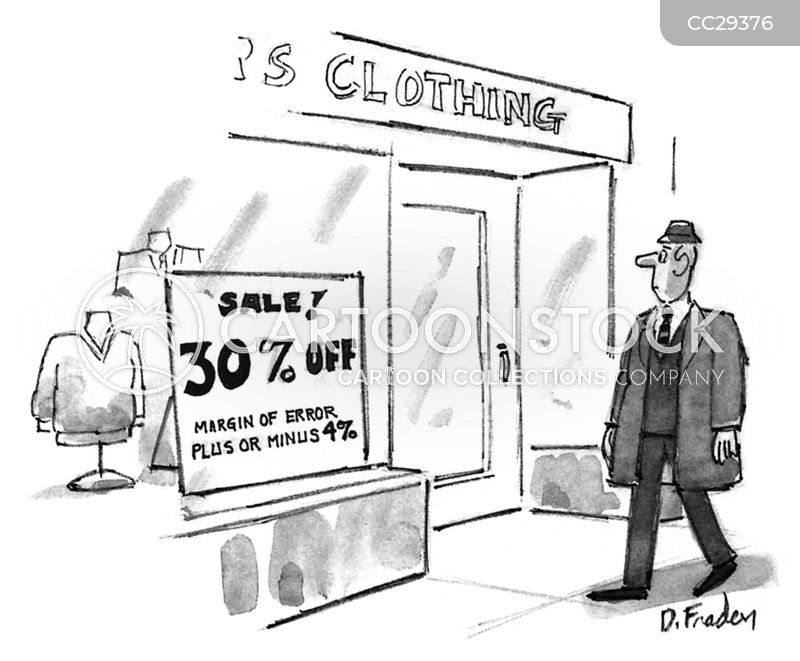 discount cartoon