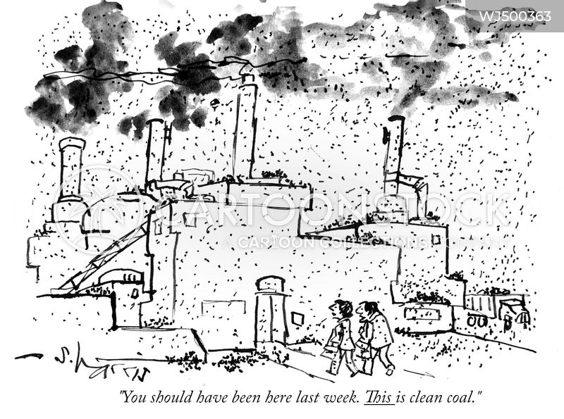 environmental activists cartoon