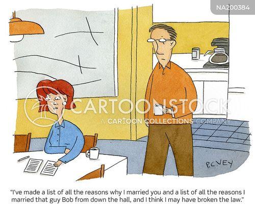 polygamy cartoon