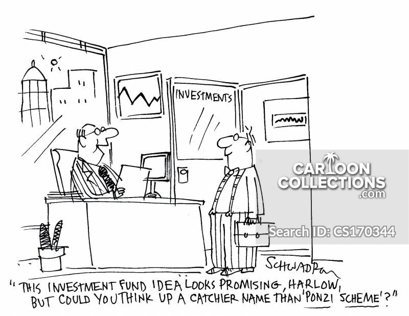Investment Fund Cartoons and Comics - funny pictures from