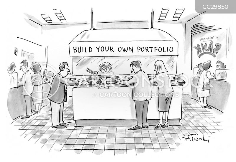 financial advisors cartoon