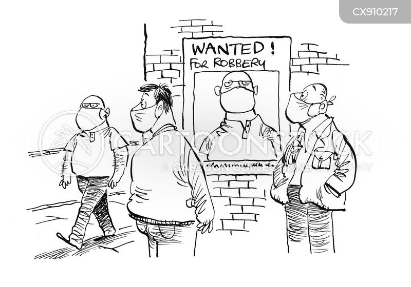 wanted posters cartoon