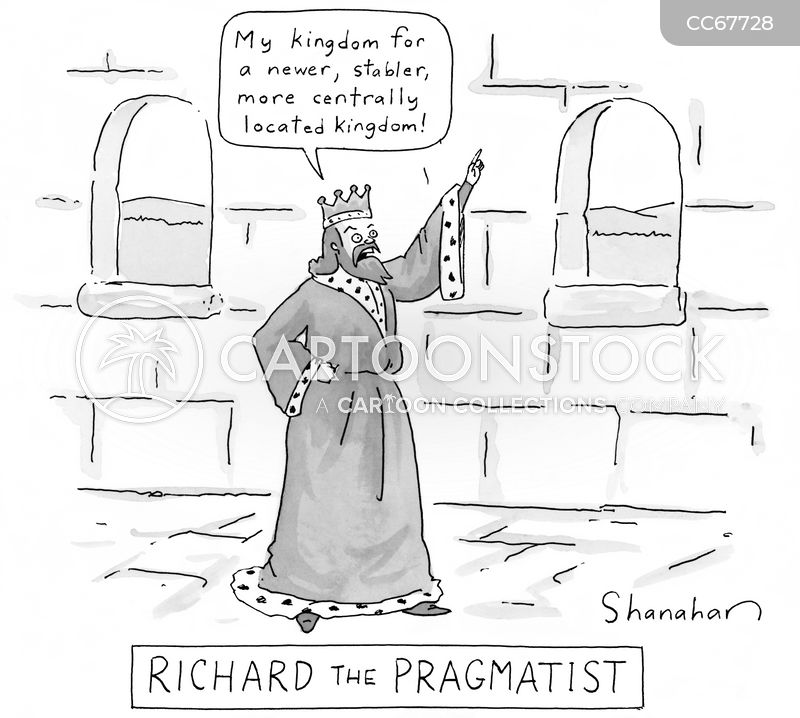pragmatists cartoon