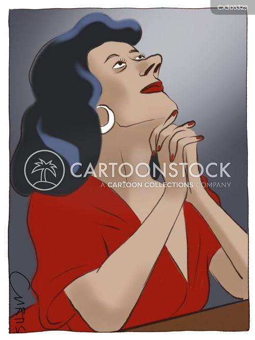 red cartoon