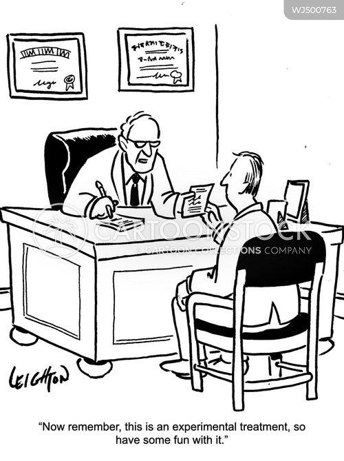 experimental cartoon