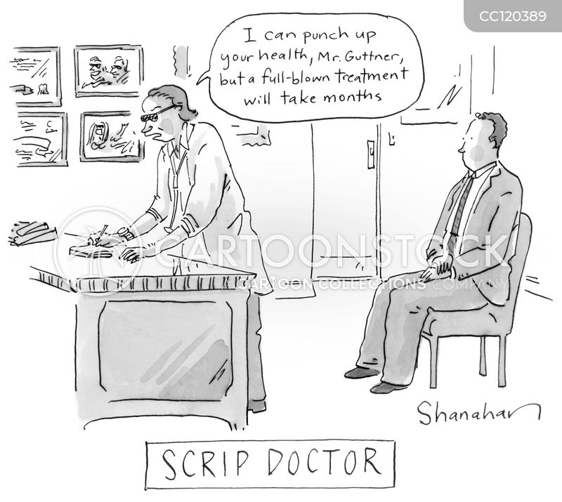script cartoon