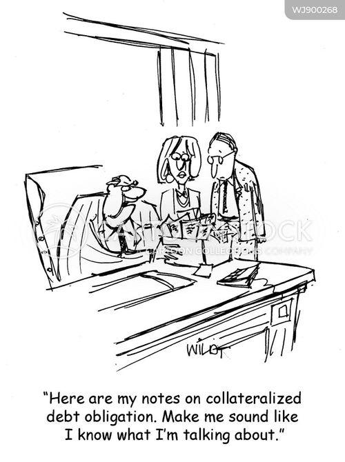 speech writers cartoon
