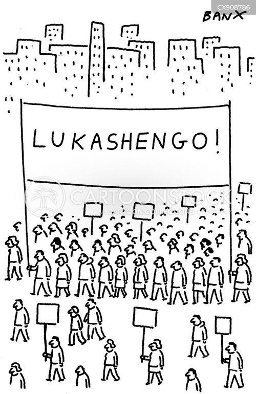belarus cartoon