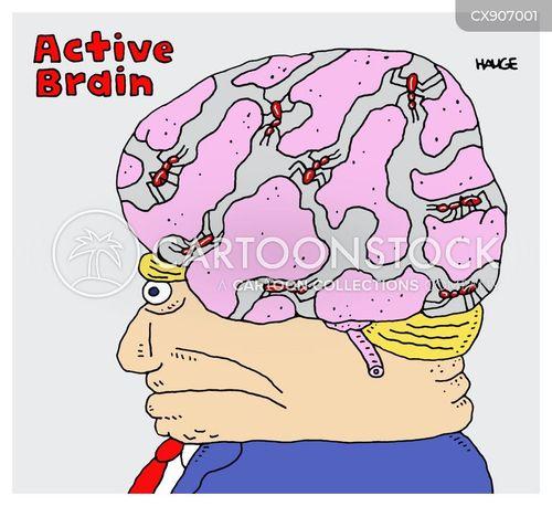 braincell cartoon