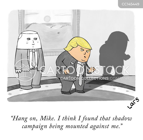 administration cartoon