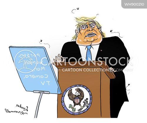 decline cartoon
