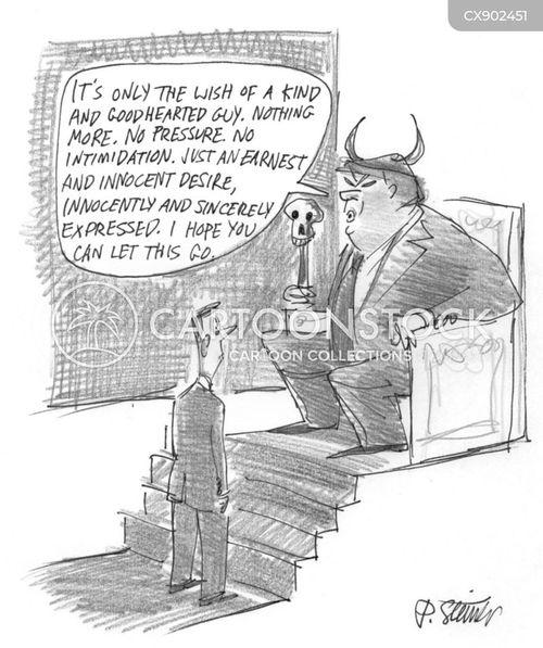 tyranny cartoon