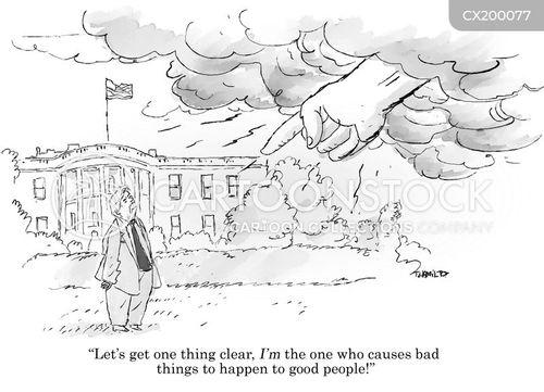 omnipotent cartoon