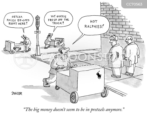 no money cartoon