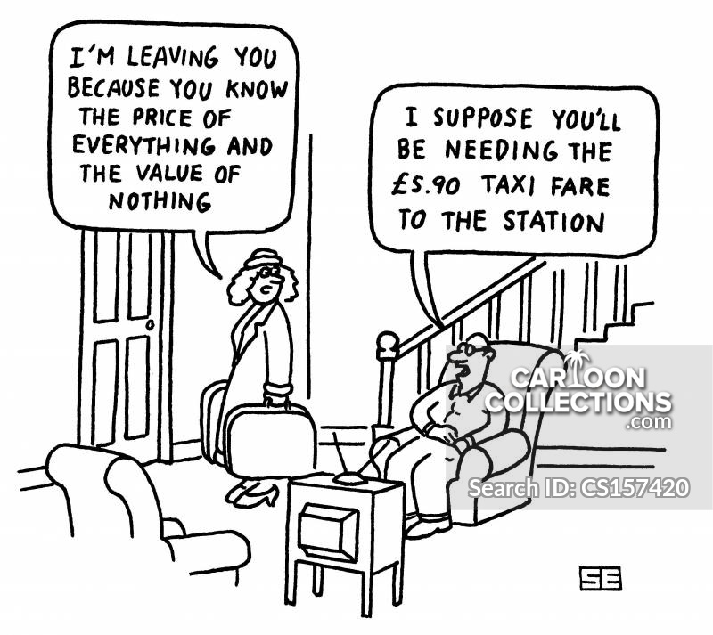 value of nothing cartoon