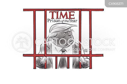 trump impeachment cartoon