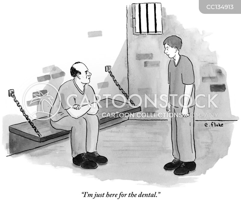 Jail cartoon