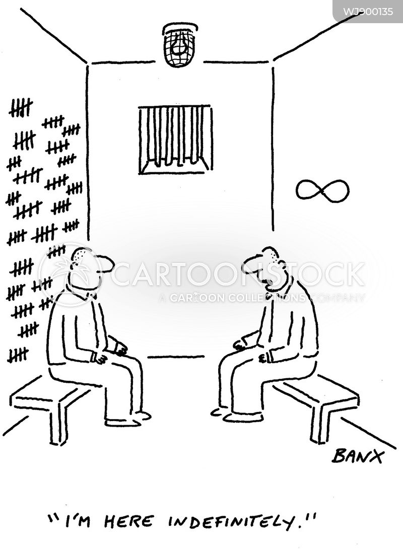 indefinite detention cartoon