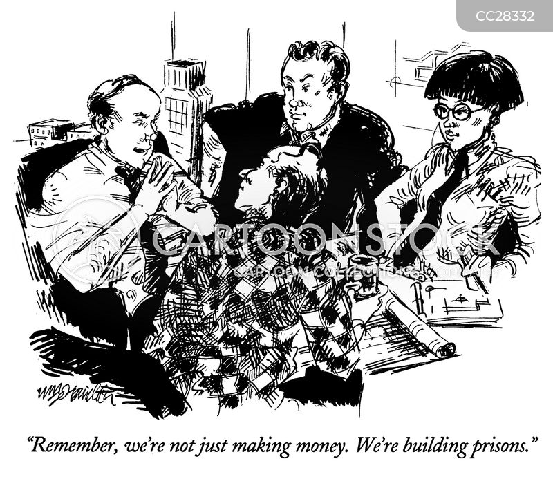 privatization cartoon
