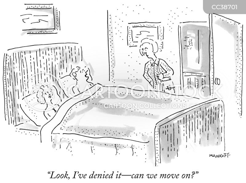 denials cartoon