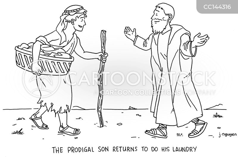 torah story cartoon