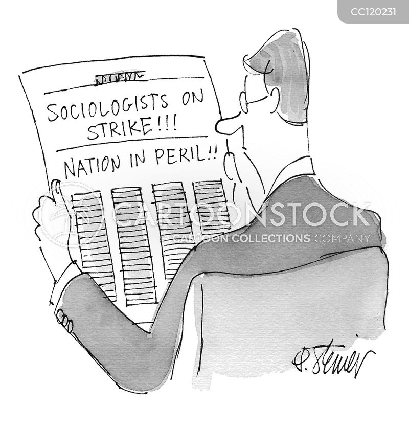 professions cartoon