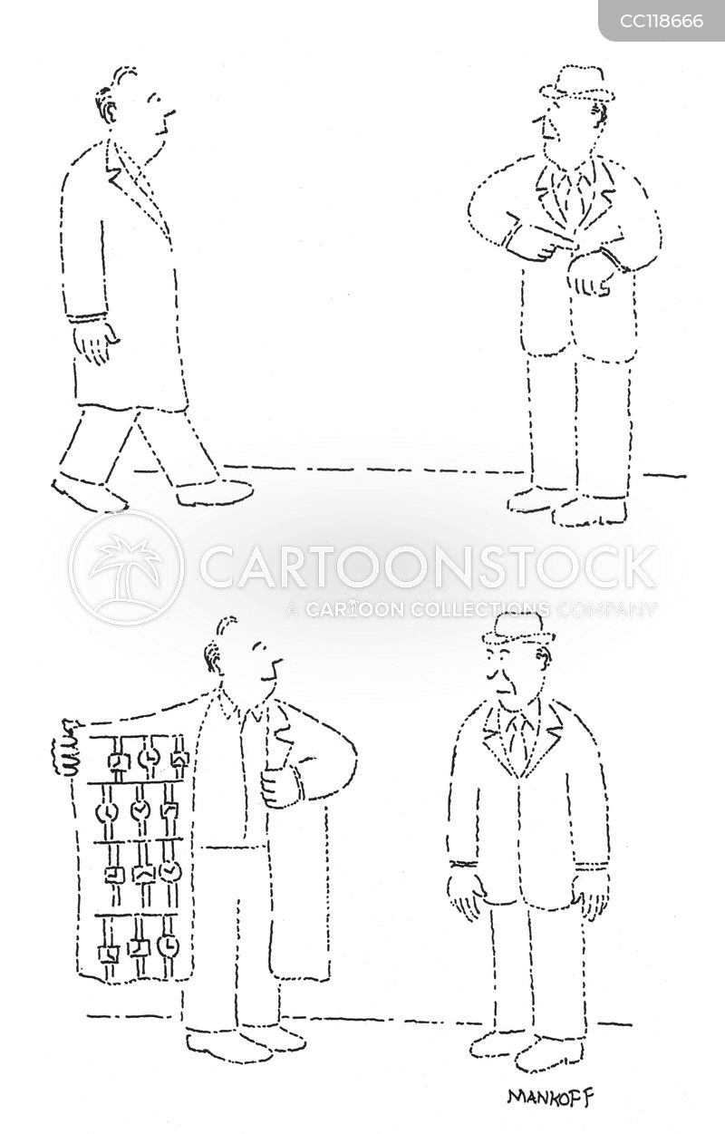 algorithms cartoon