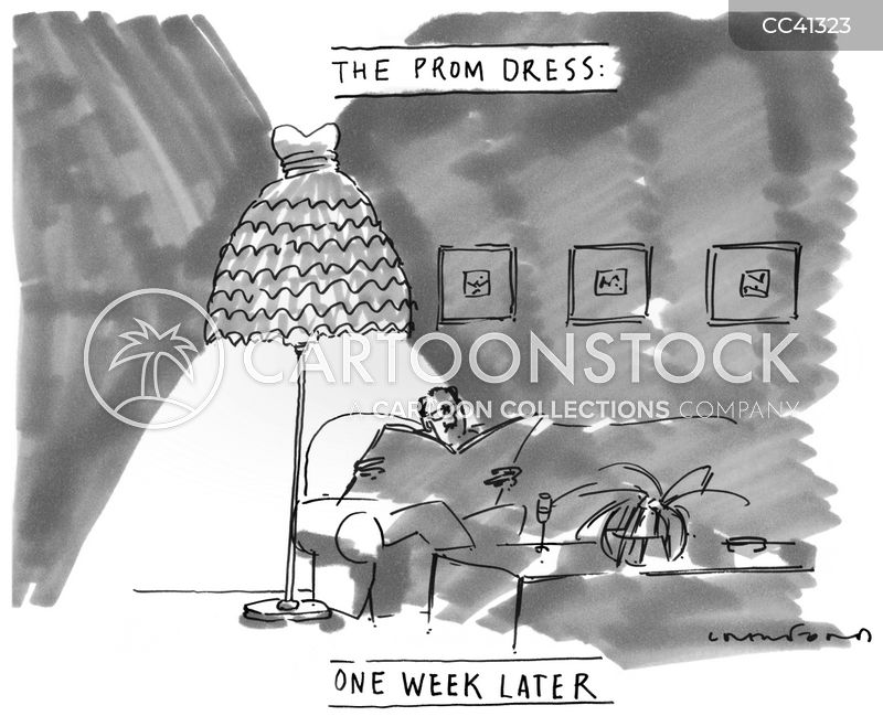 home décor cartoon