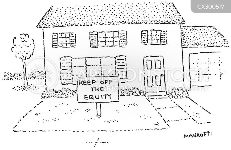 equity cartoon