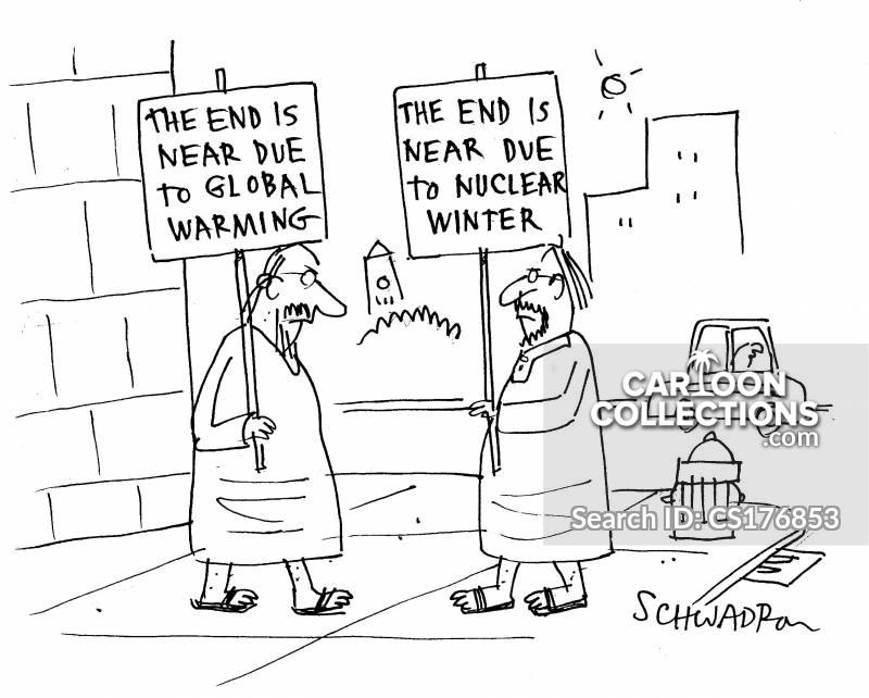 nuclear fuels cartoon
